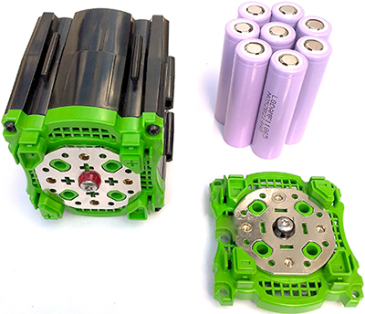 new compact lithium battery