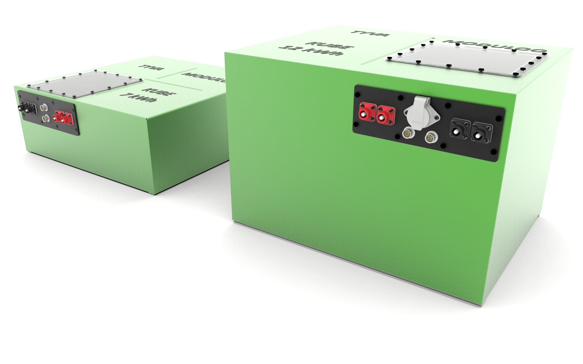 MODULOO Ax lithium battery unit